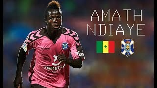 AMATH NDIAYE - Senegalese Arrow - Tenerife 2016/17 - Welcome to Getafe