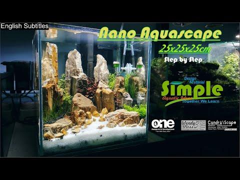 step-by-step-nano-aquascape-25-cm-dengan-batu-fosil
