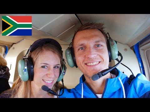 Kapstadt Helikopter Rundflug und V&A Waterfront - Südafrika | VLOG #156