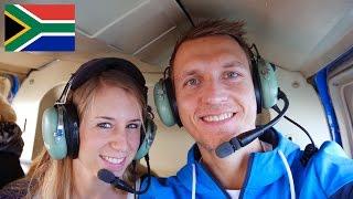 Helikopter Rundflug über Kapstadt und V&A Waterfront | VLOG #156