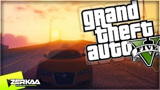 GTA 5 PC IS AMAZING | GTA 5 PC Multiplayer Gameplay and Funny Moments (GTA 5 PC) (1080p @ 60fps)