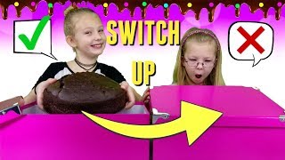 MYSTERY BOX Of CAKE Switch Up Challenge!!!