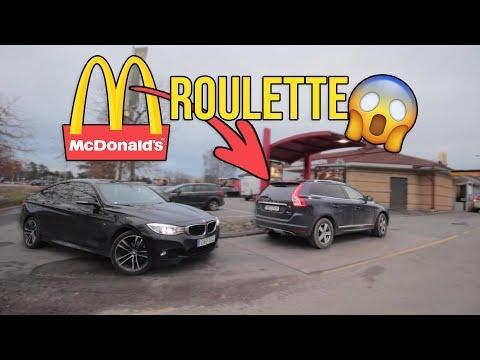 MCDONALDS ROULETTE *DRIVE IN*