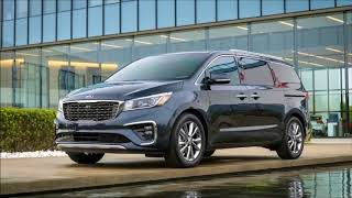 AMAZING!! 2019 KIA SEDONA  2018 NEW YORK AUTO SHOW