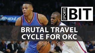 Thunder vs Clippers   Sports BIT   NBA Picks & Preview