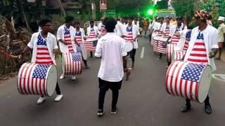 Thejus Beats Nazik Dhol Manjalumoodu & Mathandam