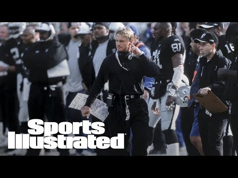 Oakland Raiders Giving Jon Gruden $100 Million Contract Over 10 Years | SI Wire | Sports Illustrated