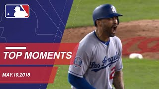 Top 10 Plays of the Day - May 19, 2018