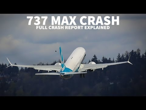 The Boeing 737 MAX Crash Report Explained