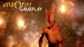 Agony Gameplay (PC HD)