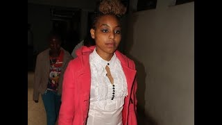BREAKING NEWS: Miss Langata Prisons, Ruth Kamande goes through sentencing