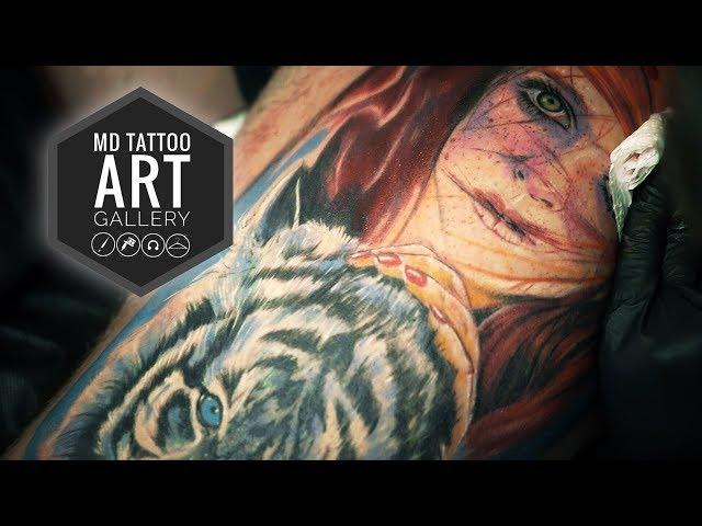 MD Tattoo & ART Gallery