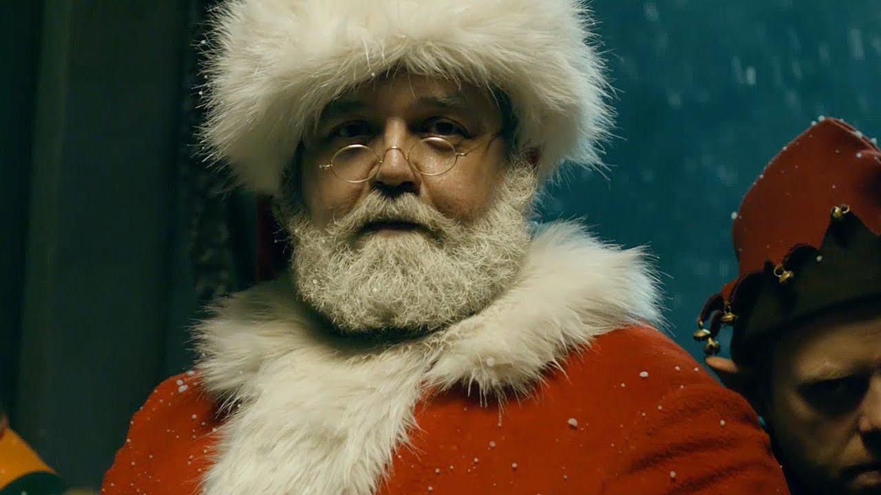 Santa Claus Makes An EXPLOSIVE Entrance!   Last Christmas   Doctor ...