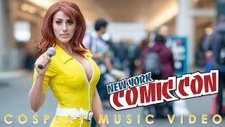 IT'S NEW YORK COMIC CON 2019 COSPLAYERS INVADE NEW YORK PART II - DIRECTOR'S CUT CMV