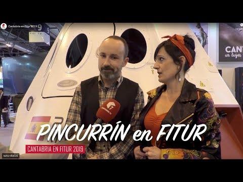 Pincurrín de Valdehoz en FITUR