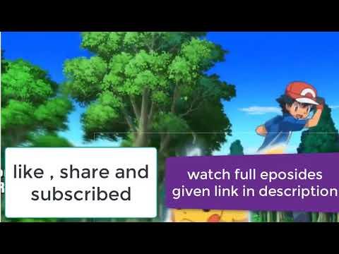 A Battle Of Aerial Mobility pokemon xy Epis...