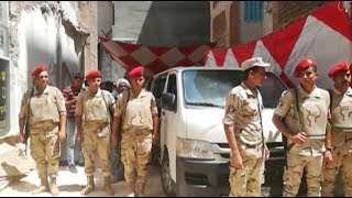 رائحة كريهة تنبعث من تابوت الإسكندرية والأثريون يغادرون الموقع
