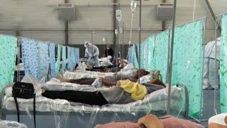 Тяжелая ситуация в Кыргызстане Не хватает врачей в Казахстане Коронавирус в СНГ