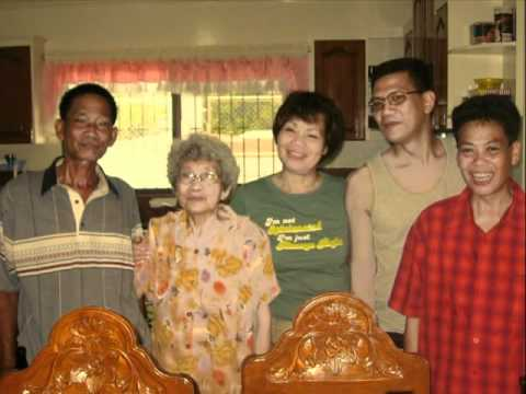 Ipuon ko nga irugi / ilocano song / my mother's pics album