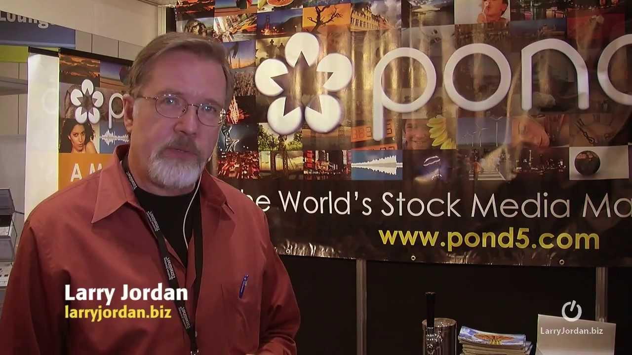 Download Visiting Pond5 at BVExpo 2014