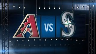 7/29/15: Corbin, D-backs break out brooms in Seattle