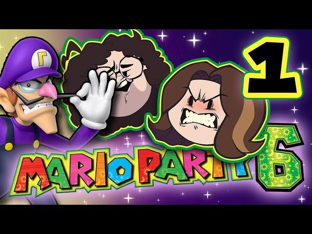 Mario Party 6: One Hard Waluigi - PART 1 - Game Grumps VS