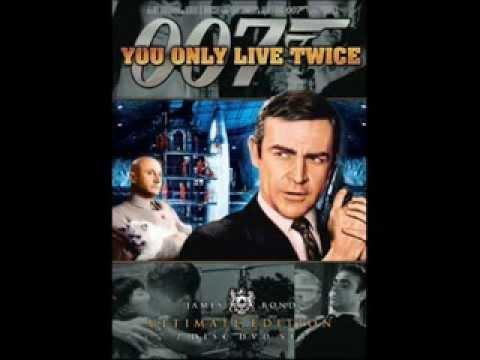 James Bond 007 - You Only Live Twice Soundtrack
