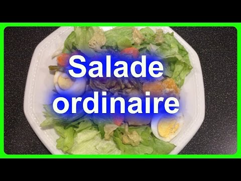 ~salade-ordinaire-~-vegetable-salad-recipe