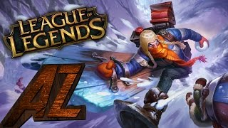 A-Z League of Legends: Singed - Cudownie!