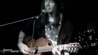 MIKE RAUSS Live @ Acoustic Garden 30 Oct. 2016