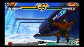 Capcom vs. SNK 2 EO - Nintendo Gamecube - Balrog Playthrough