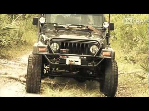 Mile Marker's Winch Is Put To the Test in the Florida Everglades