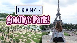 LAST DAY in PARIS | Versailles & Eiffel Tower | Kim Dao ft. Bambigirl
