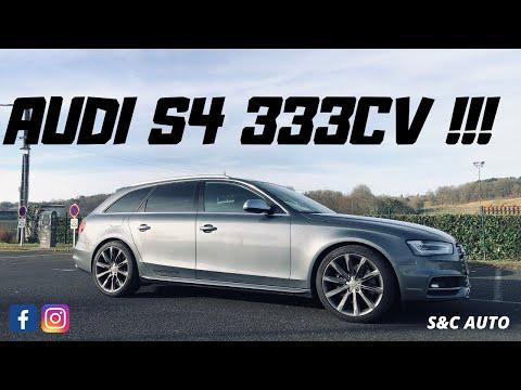 Download Essai Audi S4 333cv ⚠️( Attention a cette voiture !!!)