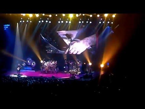 RUSH - Sprint Center Kansas City Clockwork Angels Tour-multi source August 4th, 2013