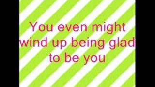 Ever Ever After- Carrie Underwood w/lyrics on screen!