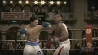 Fight Night Round 3 Xbox 360 Review - Video Review