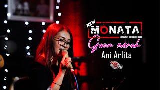 NEW MONATA - GAUN MERAH COVER ANI ARLITA