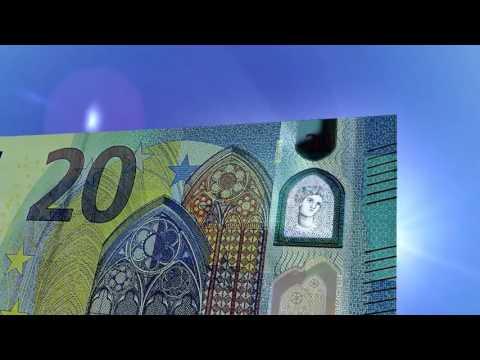 Entdecken Sie die neue 20 Euro Banknote!