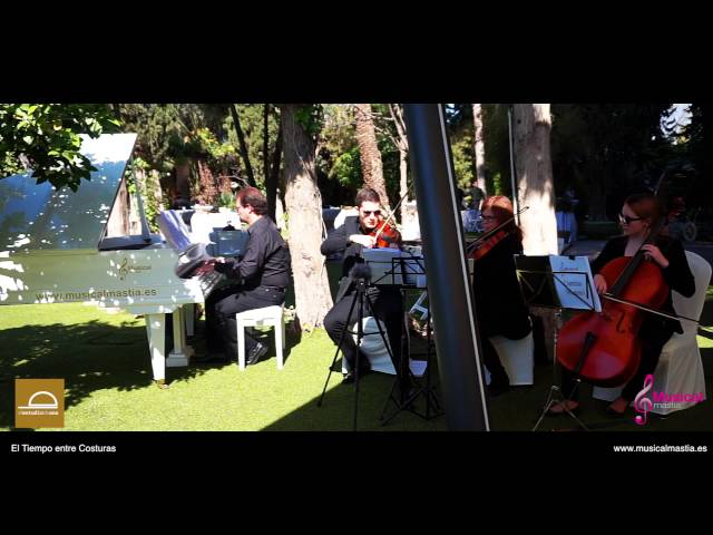 BSO El Tiempo entre Costuras - Tema de Sira (Piano)