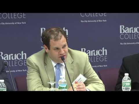 Baruch College EB-5 Conference - Panel Five