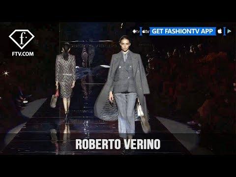 Madrid Fashion Week Spring Summer 2018 - Roberto Verino | FashionTV