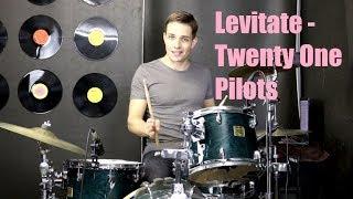 Levitate Drum Tutorial - Twenty One Pilots