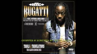 Ace Hood   Bugatti ft  Rick Ross & Future Chopped n Screwed by Texuz Game