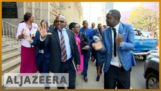🇿🇼 Zimbabwe opposition walk out of Mnangagwa's first speech | Al Jazeera English