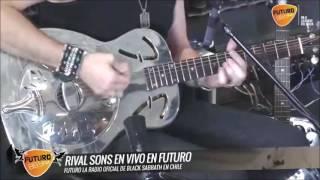Rival Sons - Baby Boy - Estudio Futuro