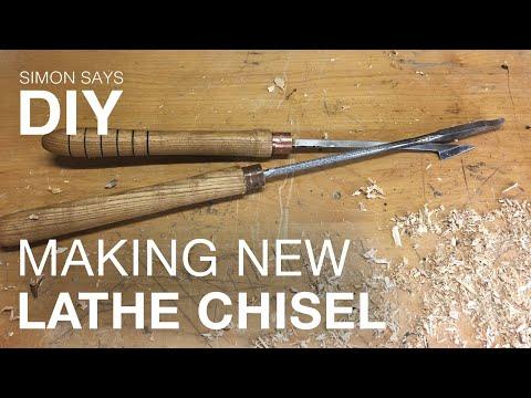 DIY Lathe Chisel