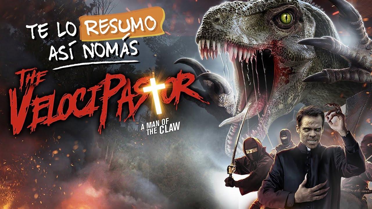 Download The Velocipastor, El Cura Que Se Convierte en Velocirraptor | #TeLoResumo