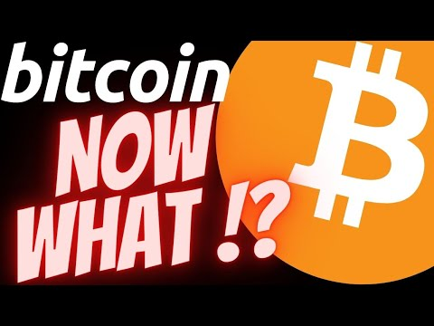 WHAT TO EXPECT FROM BITCOIN NOW!? BTC Crypto price charts prediction, analysis, news, trading