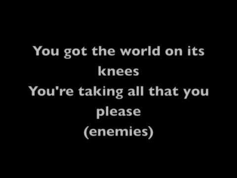 Enemies Karaoke: by shinedown